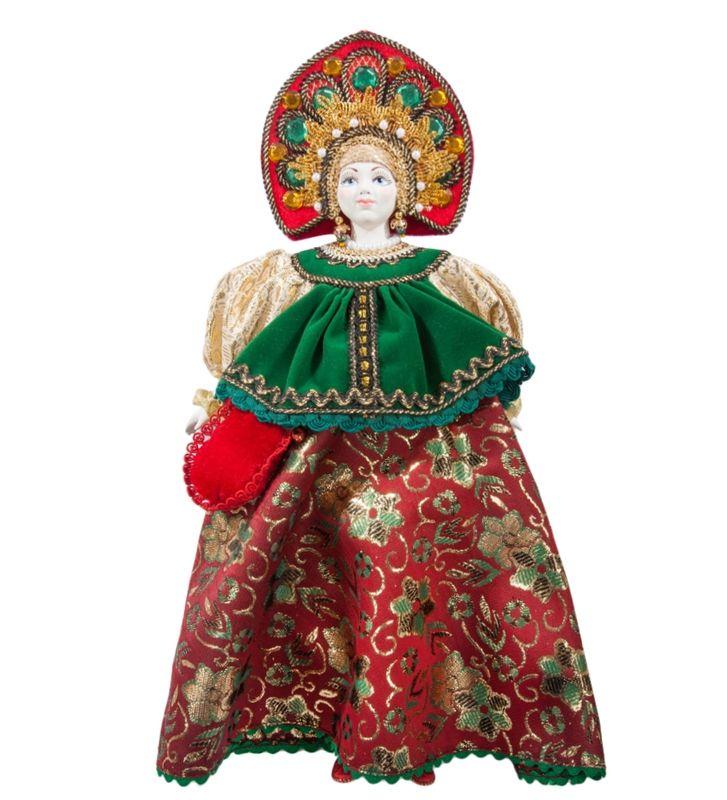 "RK-547 Кукла подвесная ""Красна девица"" / Коллекционные куклы / Куклы / Каталог / R-Gifts – интернет магазин подарков и сувениров.  #doll #porcelainskin #porcelaine #russiandoll #russiandolls #gift #giftidea #handmade #кукла #куклаинтерьерная #кукларучнойработы #подарок #фарфор #фарфороваякукла"