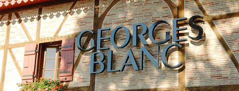 Restaurant Georges Blanc, Bourg-en Bresse, Vonnas, France