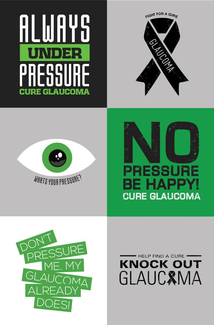 Vote for your favorite glaucoma awareness t-shirt design ...