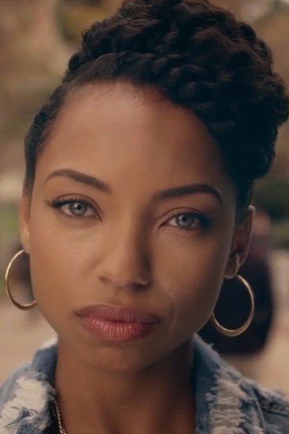 Meet Logan Browning, Star of Dear White People