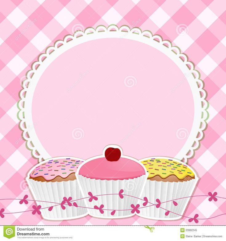 Icecream Cone Cupcake Wallpapers Mobile Pics: Cupcakes Clipart Border \x3cb\x3ecupcake Border Clipart