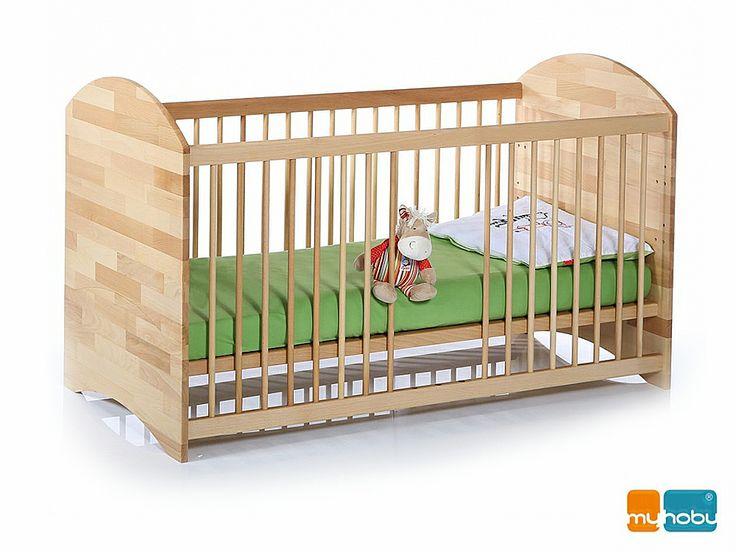 JONA Due #Babybett Buche #Öko Babybett