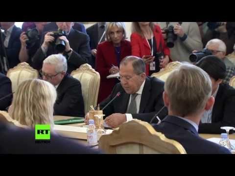 """Lawrow bezeichnet US-Angriff in Syrien gegenüber Tillerson als """"illegale Attacke"""" — RT Deutsch"""