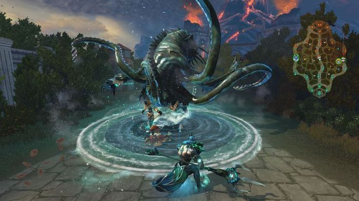 Games review: Smite on Xbox One is a god-like MOBA