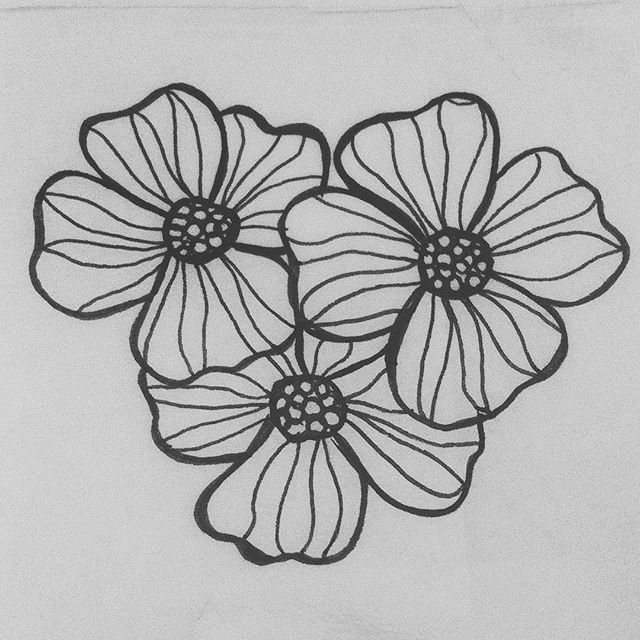 plantei uma flor. #flower #flowerdesign #draw #drawing #tattoodraw #tattooflower #saicoltattooshop #saicoltattoo #teamsaicoltattoo #draw2me #tattoogirls #tattooladies #tattooartist #tatuadorasdobrasil #tatuadorasdoceará
