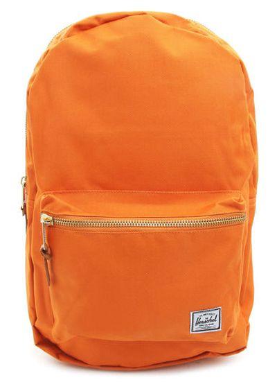 Settlement Orange Back Pack by Herschel. http://www.zocko.com/z/JGQ8m