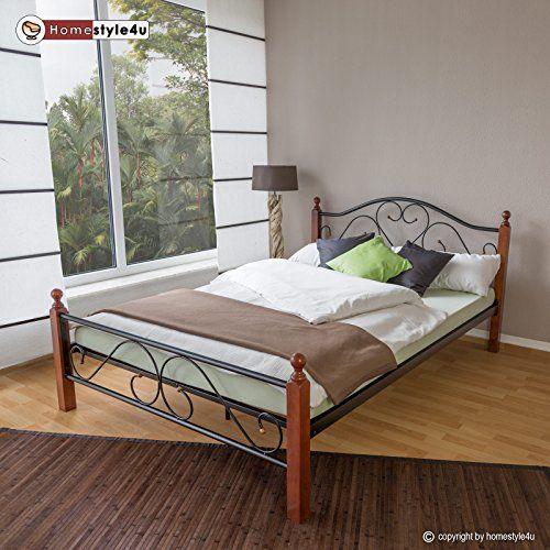 lit 200x200 avec sommier en bois