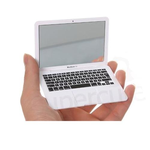 Mini Apple Laptop Mirror Mirror Mini Makeup Apple