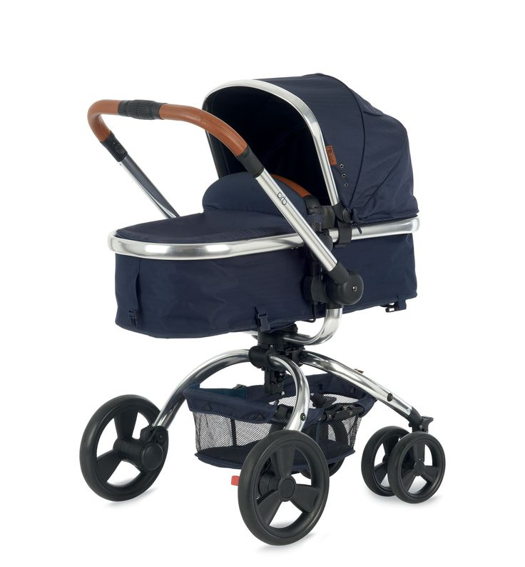 Mothercare Orb Pram and Pushchair - Navy Special Edition - love, love, love this