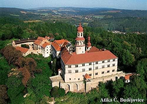 castillo checo de Náchod