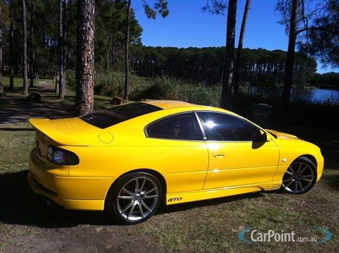 2005 Holden Special Vehicles Coupe VZ Series GTO