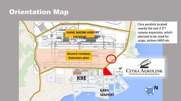 Lokasi sangat strategis di kawasan industri Kabil yang mana diapit oleh airport international Hang Nadim dan Sea Port di kawasan Kabil.
