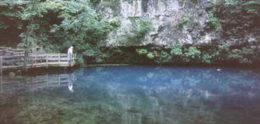 Ozark trail, Ozark National Scenic Riverways