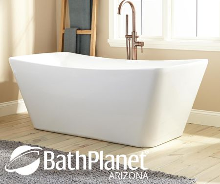 by remodeling your bathroom with our acrylic bathtub liners looks