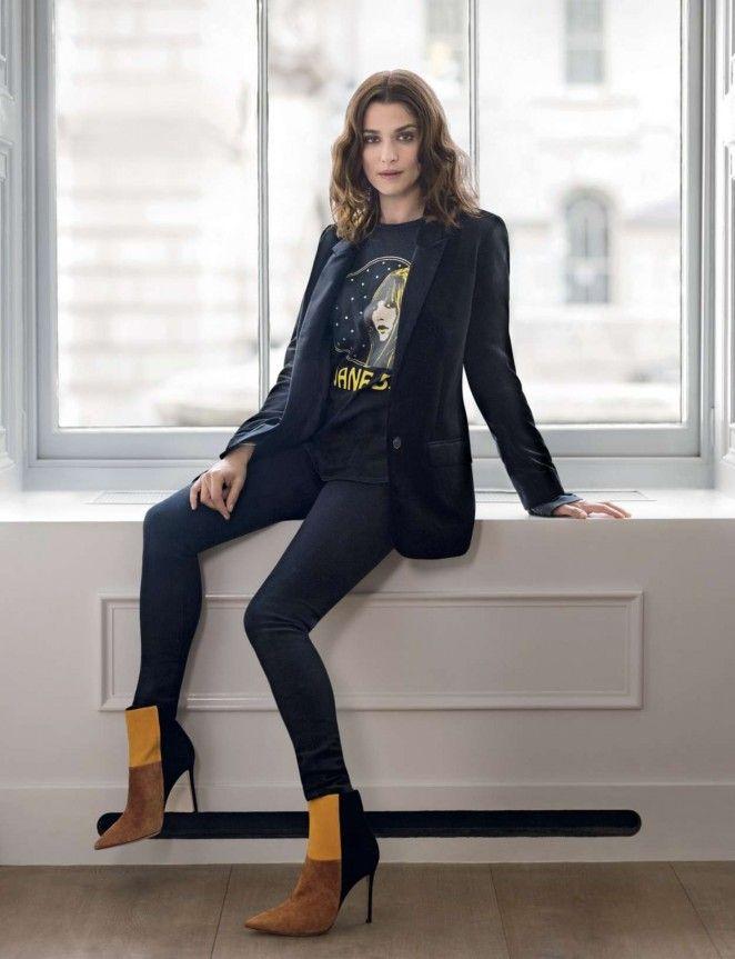 Rachel Weisz - Vogue UK (January 2016)