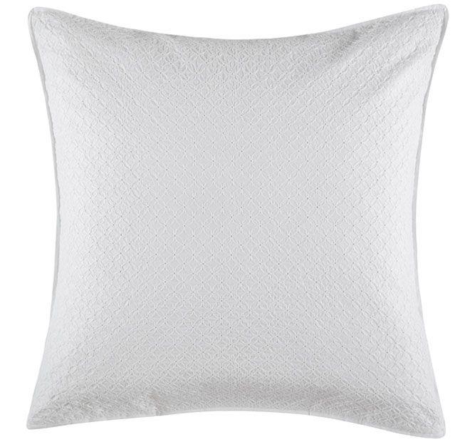 kas-white-sashiko-european-pillowcase-white