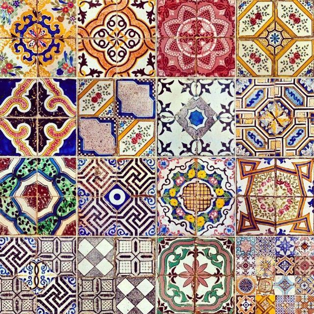 HL 2015 TREND: Patchwork Tiles