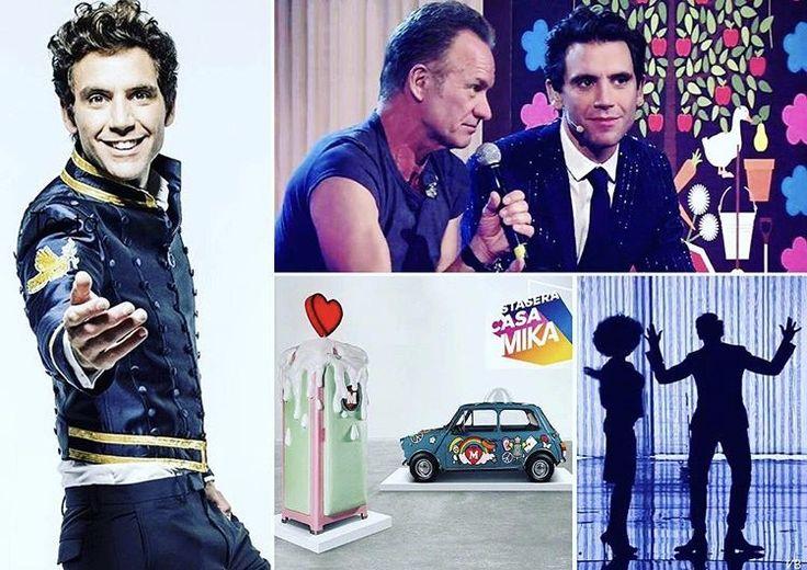 TV.. Stasera Casa MIKA.. (cronaca di un successo annunciato) READ MORE on BNDThings.blogspot.com.. #CasaMika