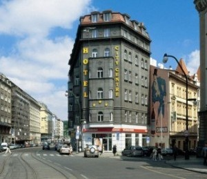 hotels in Prague city centre