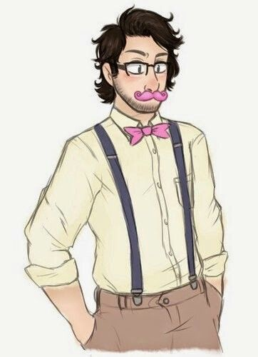 I don't know why people keep spelling it Wilfred!!! It's Wilford Warfstache! Wilford with an O!!!!!!!