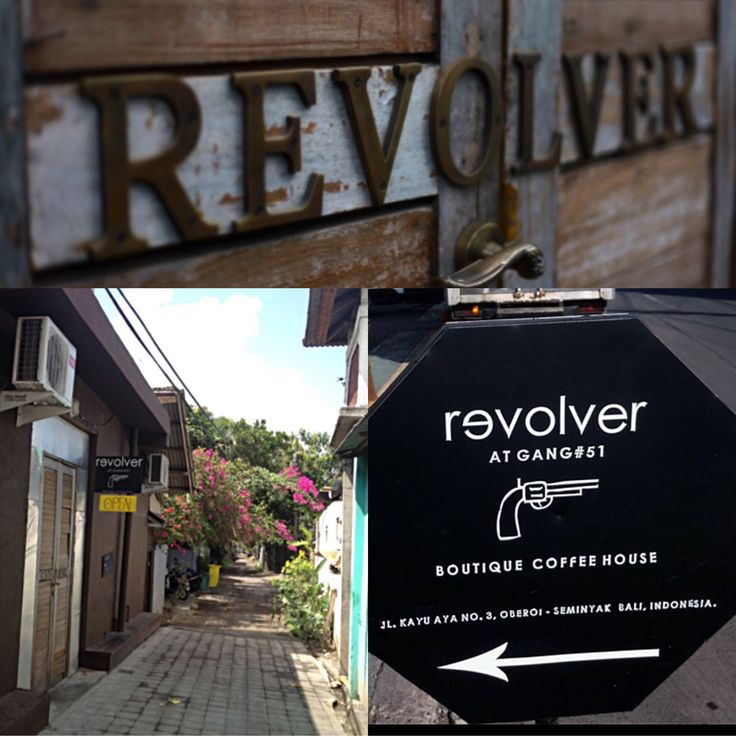 Seminyak, Bali - Breakfast: Revolver, Definitely Top 5 Breakfast in the 'yak.
