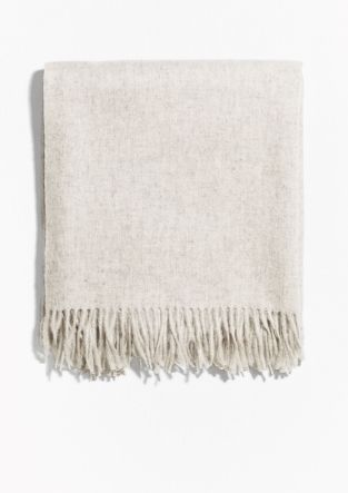 & Other Stories | Oversized Wool Scarf