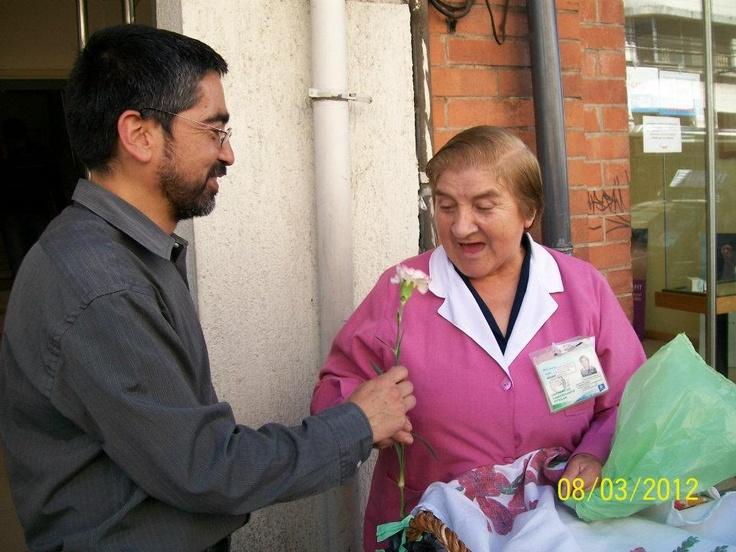 vendedoras de Humitas