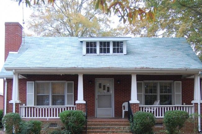 Before and after painted brick home flip it pinterest quotes for Painted brick houses before and after pictures