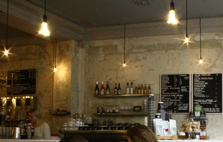 Cafe Coutume Paris France