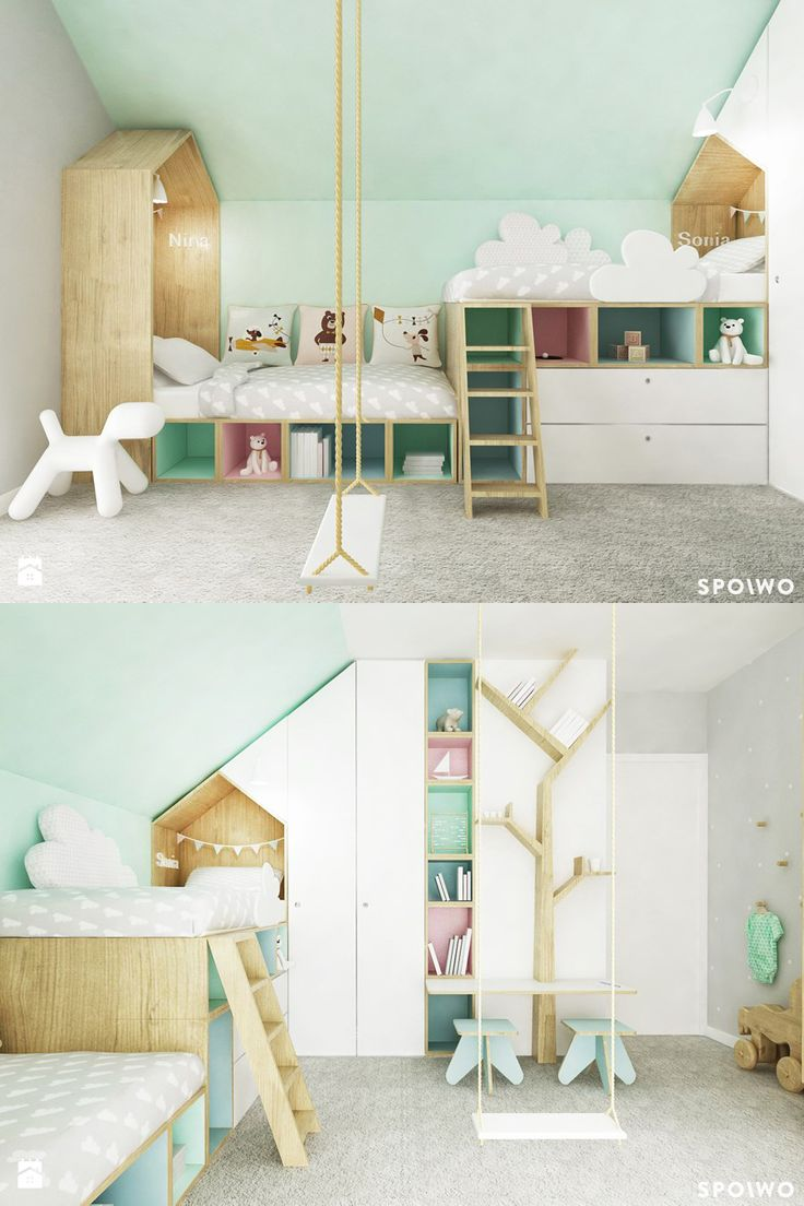 410 besten zwillingskinderzimmer kinderzimmer f r zwei bilder auf pinterest kinderzimmer. Black Bedroom Furniture Sets. Home Design Ideas
