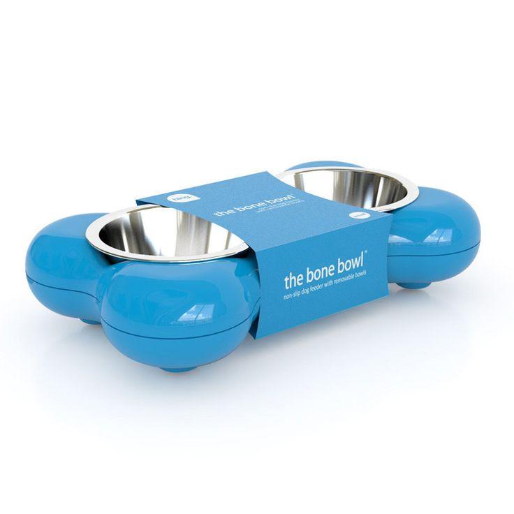 Comedero Hueso Hing – Comedero de perro diseñado y fabricado en Inglaterra por Hing Designs Limited, este elegante comedero doble ofrece una solución única para los amantes de los perros que no desean sacrificar el estilo de su moderna decoración