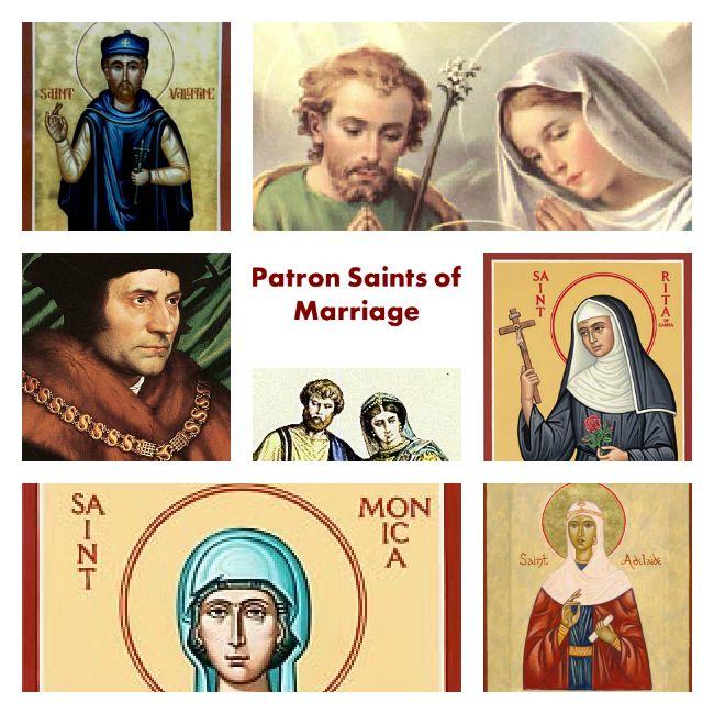 Patron saint of dating relationships