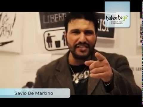 TalentoGo - Savio De Martino - Video Social - TalentoGo