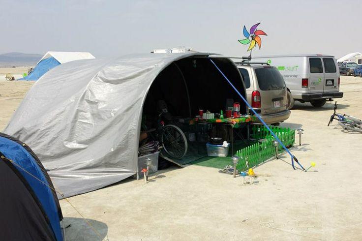 Camping Shade Tarp