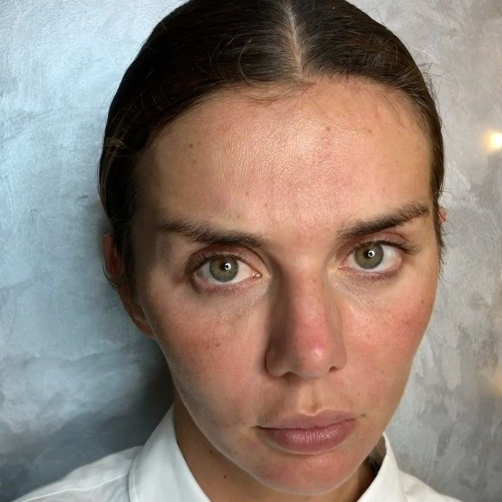 анна седокова без макияжа фото прошла необычном формате