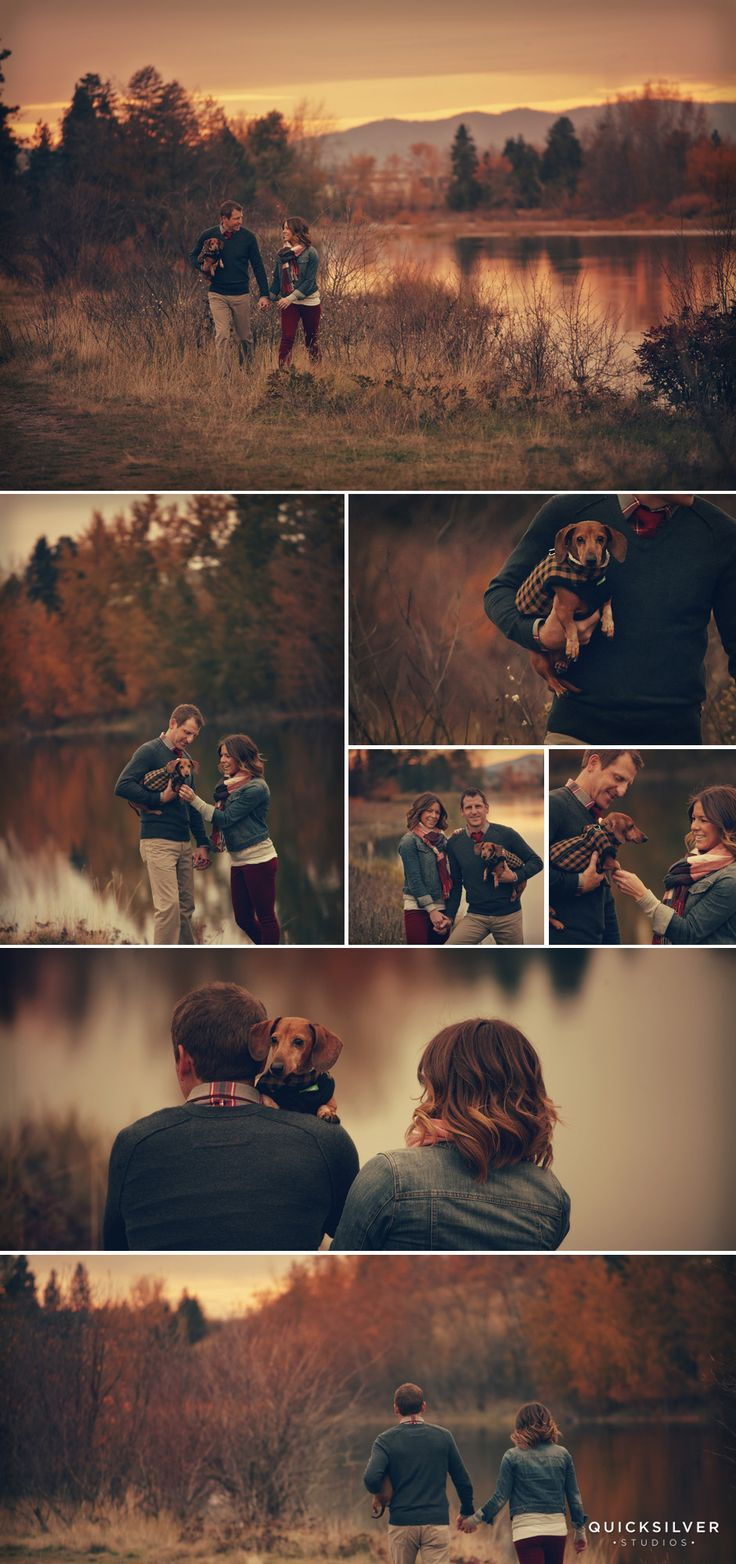 Fall Family Picture Ideas, reds blues tans sunset