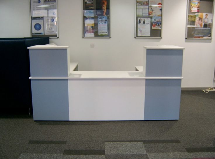 Classic Reception Desk Installed At Wolverhampton University