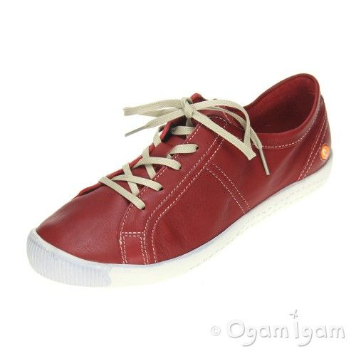 Softinos Irina Womens Red Shoe www.ogamigam.com