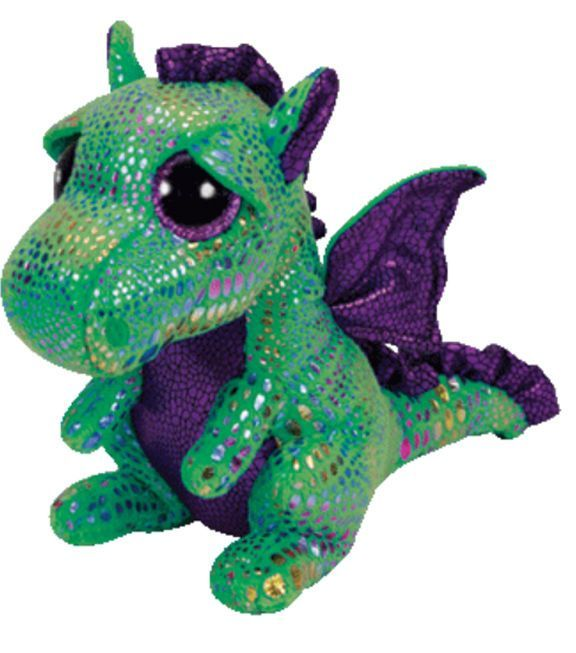 Ty's wildly popular Beanie Boos are adorable plush animals with big sparkle eyes. With many amazing designs, there's something for everyone.