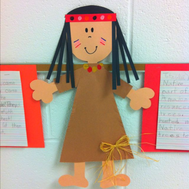 Cute native american craft kids native american arts for How to make native american arts and crafts
