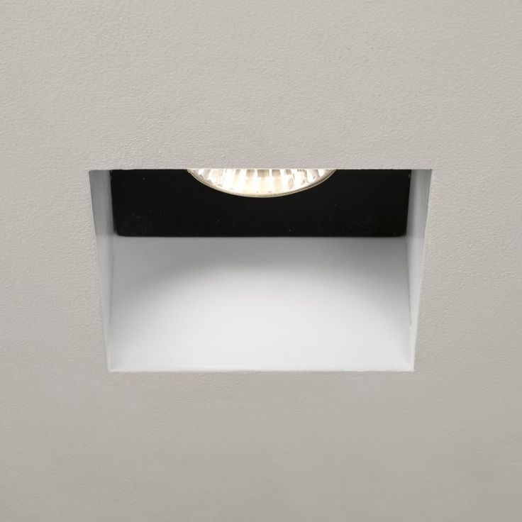Astro 5670 Trimless Square 230v Fire Rated Ip65 Recessed
