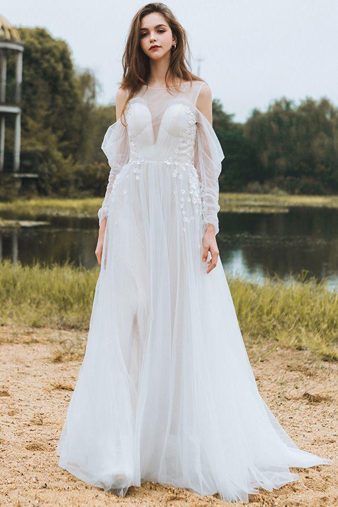 Pin On Beach Wedding,Lily Allen Wedding Dress David Harbour