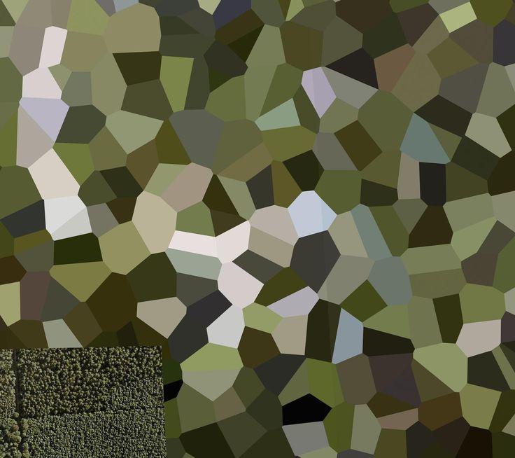 Mishka Henner, Dutch Landscapes (2011)