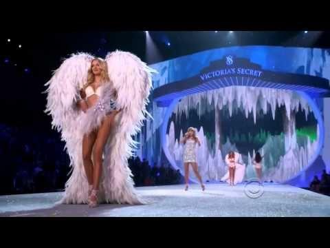 Taylor Swift - I Knew You Were Trouble live, Victoria's Secret Fashion show