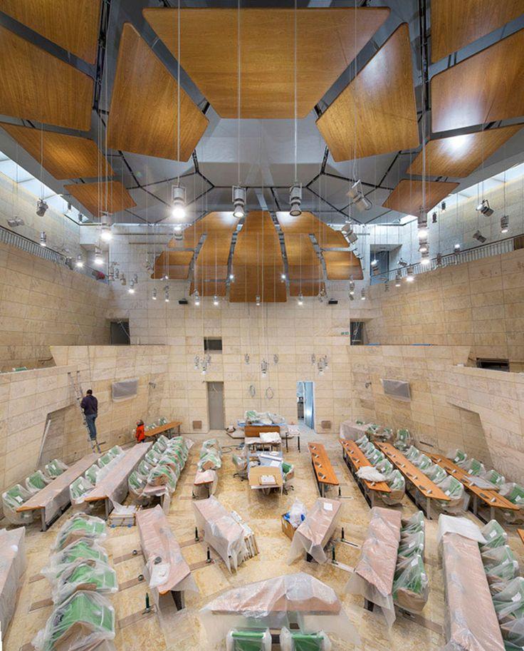 Renzo Piano Building Workshop, Denancé Michel · Valletta City Gate · Divisare