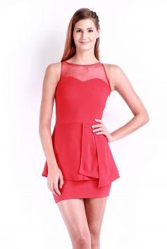 change360 Online Shopping- Peplum dress  #red #peplum #layered #bodycon # sleeveless #womenfashion #womenswear #style #fashion #women #prints #lovefashion #lovestyle #stylish #modern #westernwear #pinterestfashion #pinterestdaily #Change360store #C360 #change360fashionstore #Change360 #onlinefashionbrand #changelifestye #Indianfashion #Mumbai #India