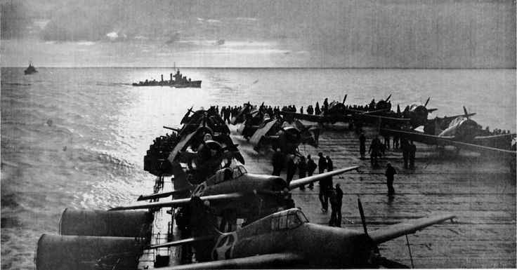 Battle For North Africa – The Ships, Planes, and Tanks of Operation Torch