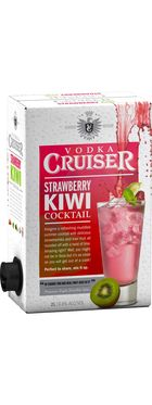 Vodka Cruiser Strawberry Kiwi Cocktail 2L