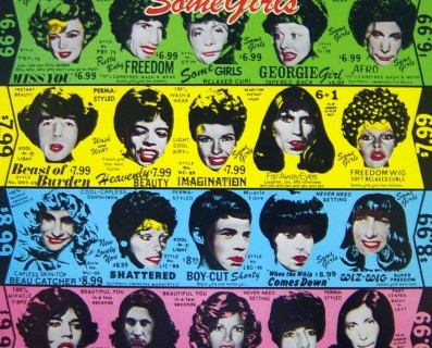 """""""Some Girls"""" – The Rolling Stones"""