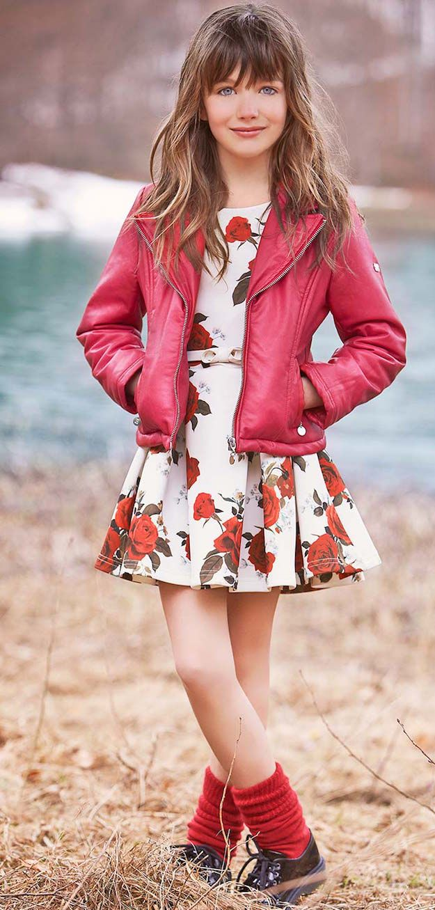790 best ni as images on pinterest girl fashion girl - Ropa nina 3 anos ...